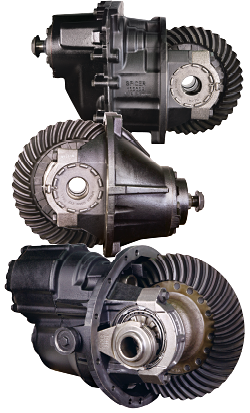 Rebuilt/Remanufactured Clark Truck Differentials and Carriers